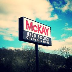 mckays Stuff To Do, Things To Do, Visit Nashville, Winston Salem, The Way Home, Used Books, North Carolina, Tennessee, Places To Go