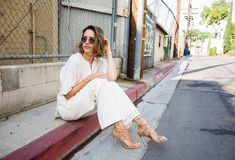 St. John | All White Everything | by Louise Roe