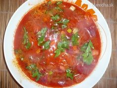 Boršč (fotorecept) Ale, Curry, Mexican, Ethnic Recipes, Food, Curries, Ale Beer, Essen, Meals