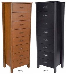 dressers for small spaces. Nouvelle 8 Drawer Lingerie Dresser Chest - 5 Colors NEW Dressers For Small Spaces
