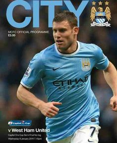 49afc57a5 City v West Ham (Capital One Cup semi-final) 1st leg Etihad Stadium