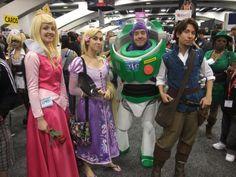 Disney Cosplay - disney-princess Photo