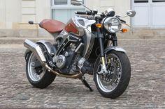 Le Pays de la Loire, nouveau berceau de la mécanique de luxe. http://journalduluxe.fr/midual-moto-luxe/