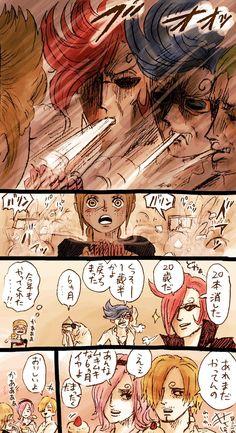 埋め込み One Piece サンジ, One Piece Anime, Sanji Vinsmoke, One Peace, King In The North, One Piece Pictures, Irish Art, Cute Comics, Twitter