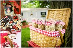little red riding hood party - cutest party I have seen!