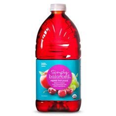 Simply Balanced Organic Fruit Punch 64 oz