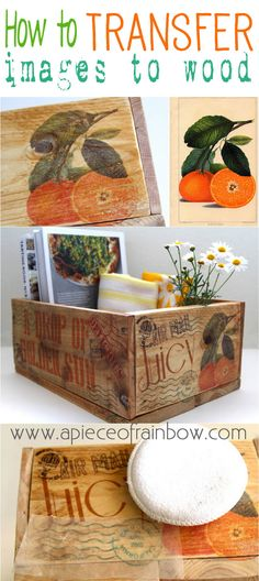 Beautiful (& Free) Vintage Wood Crates from Pallets How to Transfer Images To Wood Easily! Beautiful (& Free) Vintage Wood Crates from Pallets How to Transfer Images To Wood Easily! Pallet Crates, Pallet Art, Wood Pallets, Pallet Wood, Diy Pallet, Free Pallets, Pallet Beds, Barn Wood, Pallet Patio