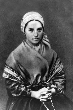 St. Bernadette & Lessons on Suffering