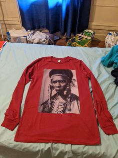 Purchased from RedBubble in a cardinal color. Shirt Sleeves, Long Sleeve Shirts, Warrior Movie, Coney Island, Warriors, Graphic Sweatshirt, Sweatshirts, Sweaters, Color