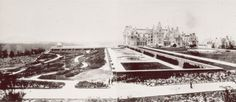 Biltmore House and Grounds. Courtesy of the National Park Service, Frederick Law Olmsted National Historic Site.