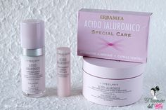 L'Erbolario e Erbamea Linea Acido Ialuronico - L'acido che fa (tanto) bene alla pelle | Il Taccuino dell'Elfa