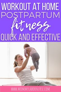Are you feeling ready to get your body moving again after having a baby? Looking to rebuild your core and find an effective and safe postpartum workout plan? Ladies! If you want to lose POSTPARTUM weight, do a POSTPARTUM workout plan! Here I share my favorite one!