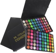 ML Collection NEW!!! 3D LOOK Eyeshadow Palette, 120 Color >>> Find out more about the great product at the image link.