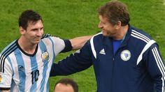 Safet Susic: Messi Lebih Baik ketimbang Ronaldo