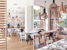 Hotel Mera Brasserie by LOFT Magdalena Adamus // Sopot, Poland. | yellowtrace blog »