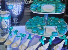 breakfast at tiffany's party   Festa Feita! Papelaria personalizada para festas! Com Amor para você!