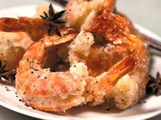Fried Pepper Shrimp Recipe