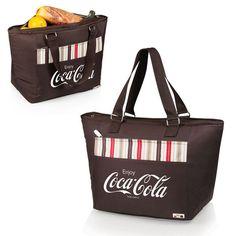 Coca-Cola Insulated Tote Bag / Beach Bag Moka - Topanga by Picnic Time