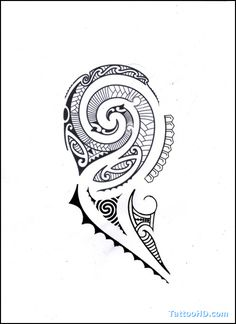 Pin Polynesian Tattoo Symbols And Meanings On Pinterest