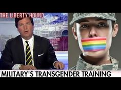 """This is NOT Making Us Safer"" Tucker Carlson on Transgender Military Policy - YouTube"