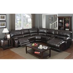 E-Motion Furniture Coastal Right Chaise Sectional