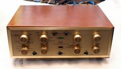 """Scott - 121-C Vintage High End Tube Amplifier"" !...  http://about.me/Samissomar"