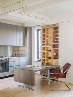 Architecture Workshop PC: Pivot Studio, New York.