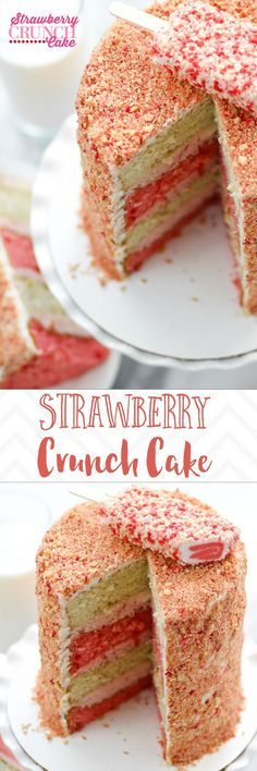 This cake recipe is based off our favorite ice cream bar! Amazing, seriously amazing.
