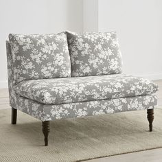 Grand Isle Loveseat - what's not to like about it. I wish it had armrests.