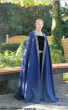 LOTR_Costume: View Photo:Funeral Gown