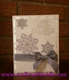Flurry Of Wishes - Stampin' Up!