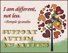 Temple Grandin & autism awareness