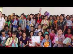 Thank you to the Days for Girls volunteers in Australia! Girls in Cambodia received their Days for Girls Kits.