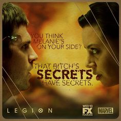 "2,132 Likes, 25 Comments - Legion (@legion_fx) on Instagram: ""Keep an eye out. #LegionFX"""