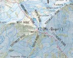 K2 Mountain Map ... mountains 1 coffee in the mountains coffeeinthemountains tumblr com