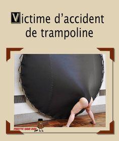 Le danger des trampolines Trampoline : le nombre d'accidents a bondi en 10…