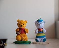3 D Teddy bears                                                                                                                                                     More