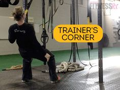 One-Arm TRX Rows | FitnessRX for Women