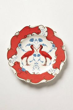 Nature Table Dessert Plate - anthropologie.eu