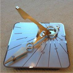 Hourdial horizontal sundial design by Macmillan Hunter Sundials