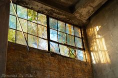 urban decay broken windows detroit Urban Decay Photography, Life Photography, Inspiring Photography, Growth And Decay, Everything Is Falling Apart, Broken Window, Unique Photo, Abandoned Places, Detroit
