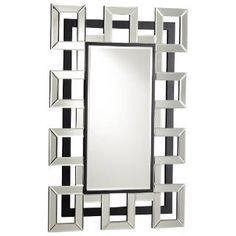 Check out the Cyan Design 05343 Anton Rectangular Mirror in Old World  priced at $720.00 at Homeclick.com.