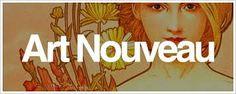 Resultado de imagen de anuncios publicitarios art nouveau