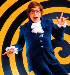 Mike Myers has hinted that he and director Jay Roach may be reuniting to make the long-awaited Austin Powers Fishnet Leggings, Austin Powers, Scene Image, Music Tv, Good Movies, Awesome Movies, Iconic Movies, I Movie, Movie Sequels