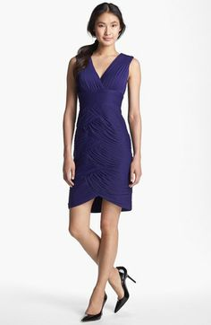 Adrianna Papell Sleeveless Dress available at #Nordstrom    $149.00 Item #687935