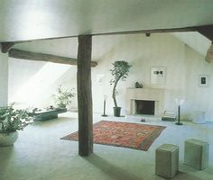 Terence Conran - New House book - 1986 #home #interiors