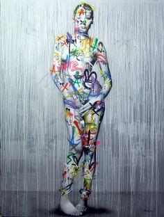 Martin Whatson Fashion Fail, Weird Fashion, Oslo, Amazing Street Art, Stencil Art, Creative Advertising, Art Pictures, Art Pics, Funny Pictures