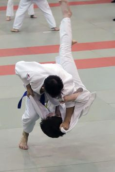 Judo 柔道 BC Judo Championships - 2011 by DragonSpeed, via Flickr