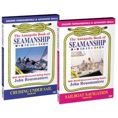 Bennett DVD Sail Navigation DVD Set - https://www.boatpartsforless.com/shop/bennett-dvd-sail-navigation-dvd-set/