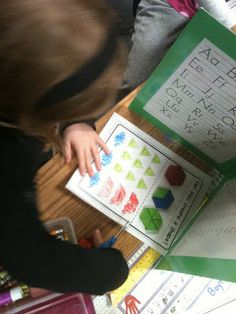 FREE! Composing Shapes Assessment plus 3 others!